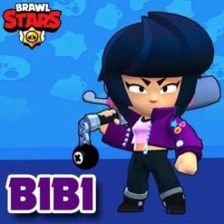 GTA 5 Mods Brawl Stars BIBI