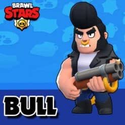 GTA 5 Mods Brawl Stars BULL