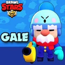 GTA 5 Mods Brawl Stars GALE