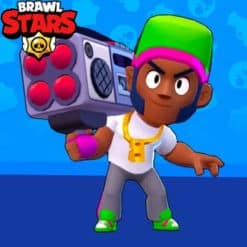 GTA 5 Mods Brawl Stars BOOM BOX BROCK