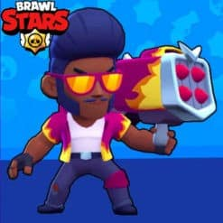 GTA 5 Mods Brawl Stars HOT ROD BROCK
