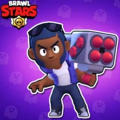 GTA 5 Mods Brawl Stars BROCK