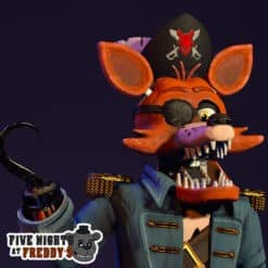 GTA 5 Mods FNAF Captain Foxy