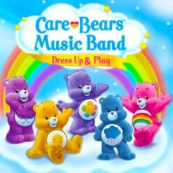 GTA 5 Mods Care Bears Music Band