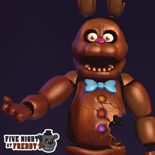 GTA 5 Mods FNAF Chocolate Bonnie
