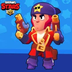 GTA 5 Mods Brawl Stars CORSAIR COLT