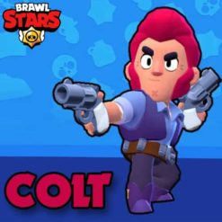GTA 5 Mods Brawl Stars COLT
