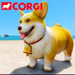 GTA 5 Mods Corgi Dog
