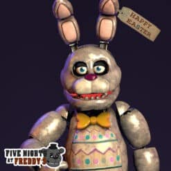 GTA 5 Mods FNAF Easter Bonnie