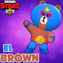 GTA 5 Mods Brawl Stars EL BROWN