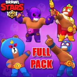 GTA 5 Mods Brawl Stars EL FULL PACK