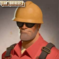 GTA 5 Mods Team Fortress 2 Engineer