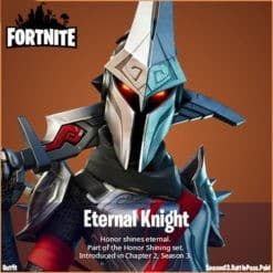 GTA 5 Mods FORNITE Eternal Knight