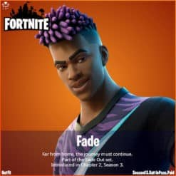 GTA 5 Mods FORNITE Fade