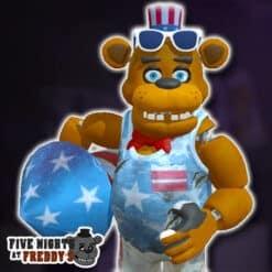 GTA 5 Mods FNAF Firework Freddy