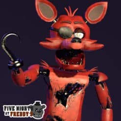 GTA 5 Mods FNAF Foxy