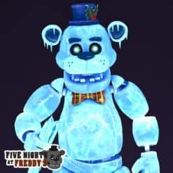 GTA 5 Mods FNAF Frostbear