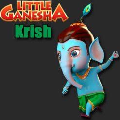 GTA 5 Mods Little Ganesha Krish