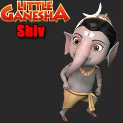 GTA 5 Mods Little Ganesha Shiv