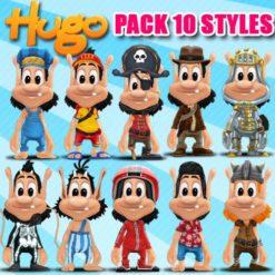 GTA 5 Mods Hugo Full Pack
