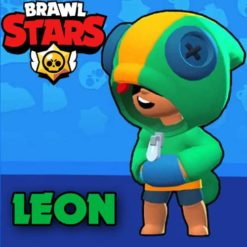 GTA 5 Mods Brawl Stars Leon