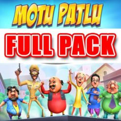 GTA 5 Mods Motu and Patlu Full Pack