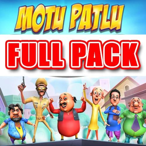 GTA 5 Mods Motu and Patlu Full Pack