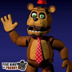 GTA 5 Mods FNAF Nedd Bear