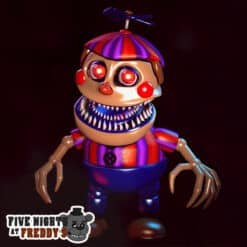 GTA 5 Mods FNAF Nightmare Balloon Boy