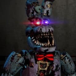 GTA 5 Mods FNAF Nightmare Bonnie