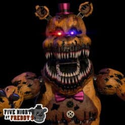 GTA 5 Mods FNAF Nightmare Freddy