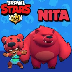 GTA 5 Mods Brawl Stars NITA