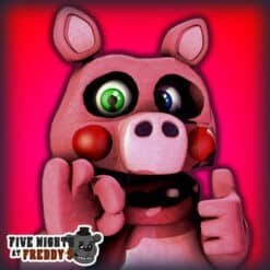 GTA 5 Mods FNAF Pigpatch