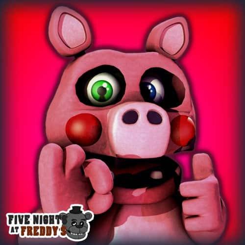 GTA 5 Mods FNAF Pigpatch