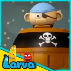 GTA 5 Mods Pirate Toy In Larva