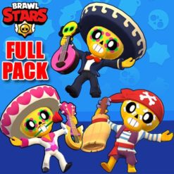 GTA 5 Mods Brawl Stars Poco FULL PACK