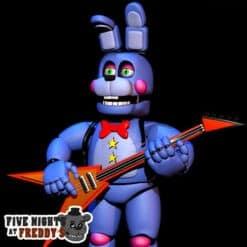 GTA 5 Mods FNAF Rockstar Bonnie