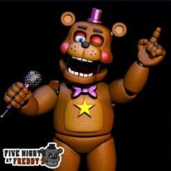 GTA 5 Mods FNAF Rockstar Freddy