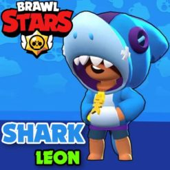 GTA 5 Mods Brawl Stars Shark LEON