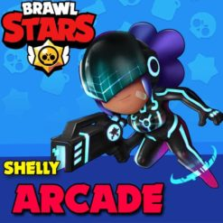GTA 5 Mods Brawl Stars Arcade Shelly