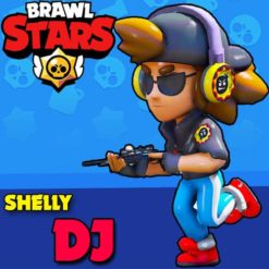 GTA 5 Mods Brawl Stars DJ Shelly