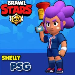 GTA 5 Mods Brawl Stars PSG Shelly