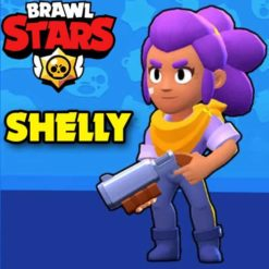 GTA 5 Mods Brawl Stars Shelly