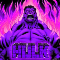 GTA 5 Mods Violet Hulk