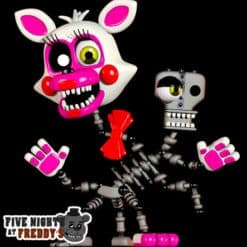 GTA 5 Mods FNAF Adventure Mangle