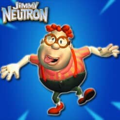 GTA 5 Mods Carl Wheezer in Jimmy Neutron