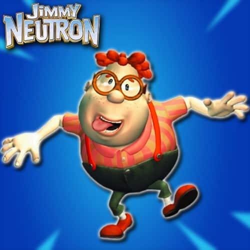 GTA 5 Mods Carl Wheezer in Jimmy Neutron