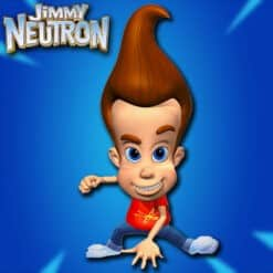 GTA 5 Mods Jimmy Neutron