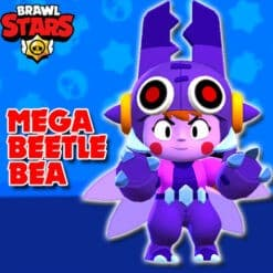 GTA 5 Mods Brawl Stars MEGA BEETLE BEE