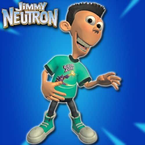 GTA 5 Mods Sheen in Jimmy Neutron